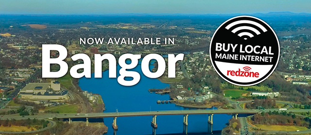 Redzone high-speed broadband Internet now available in Bangor